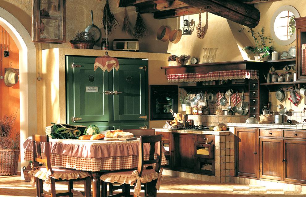 Mediterrane Landhausküchen
