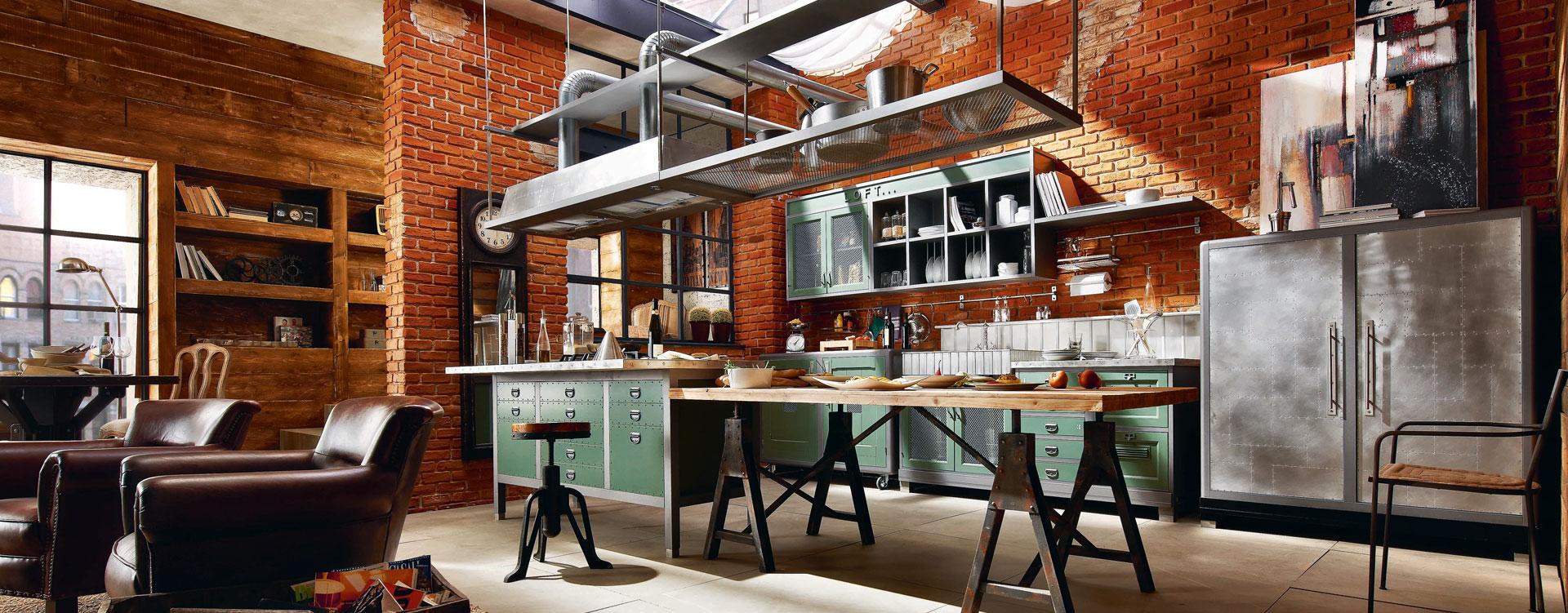 englische landhausk che modern. Black Bedroom Furniture Sets. Home Design Ideas